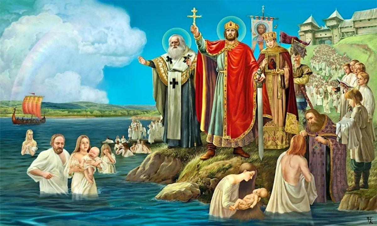 какого числа крещение в 2020